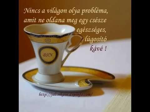Igyál egy csészével az egészségedért, a jólétedért !