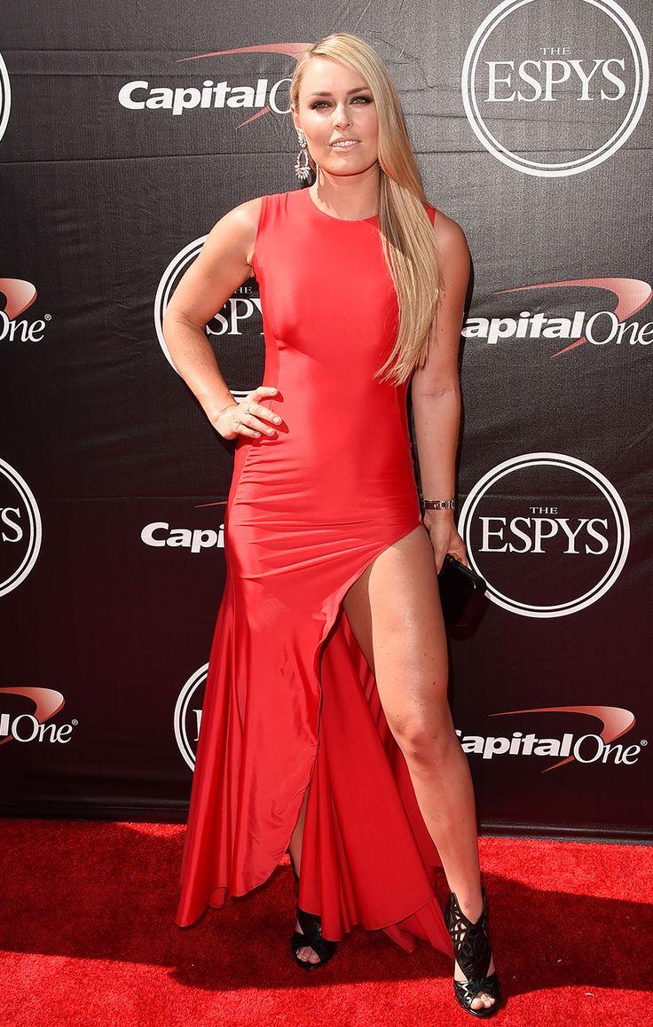 Lindsey Vonn at the ESPY Awards #ESPYS
