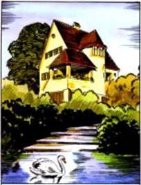 Ezoterikus iskola: Cigánykártya lapjai -ház