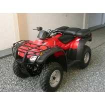 Honda Trx 350 Tm Con Asiento Trasero Y Trailer Rutero