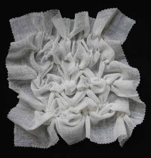 Fabric Manipulation - She has 9 Blogs on her experiments with gathering to create volume