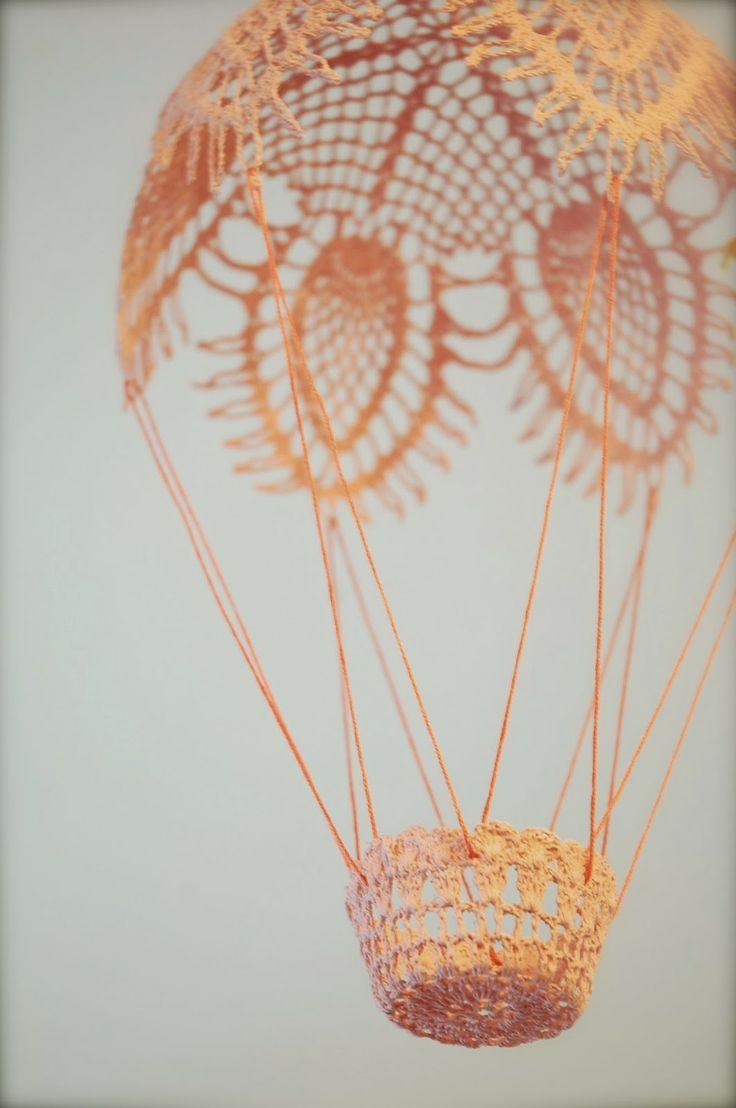 Sapin De Decoration Au Crochet