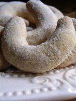 Vynikajúce vanilkové rohlíky