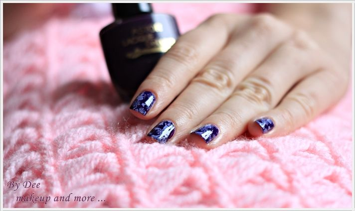 NOTD: Snow & fun reloaded ~ By Dee make-up and more