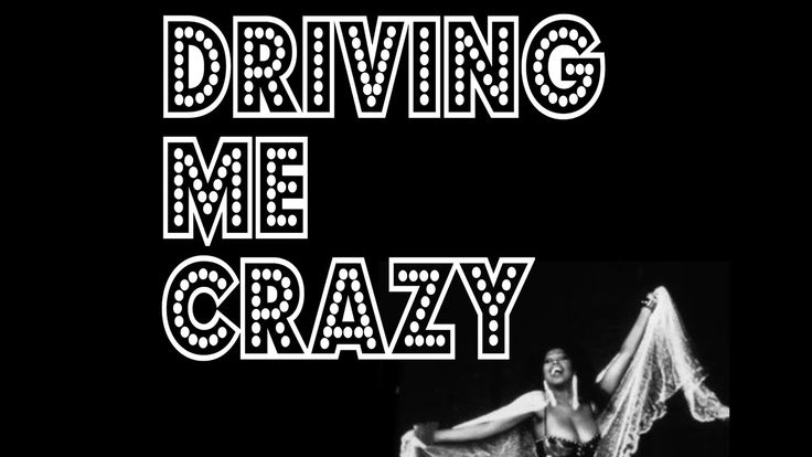 Driving me Crazy - Nick Broomfield (reflexive)