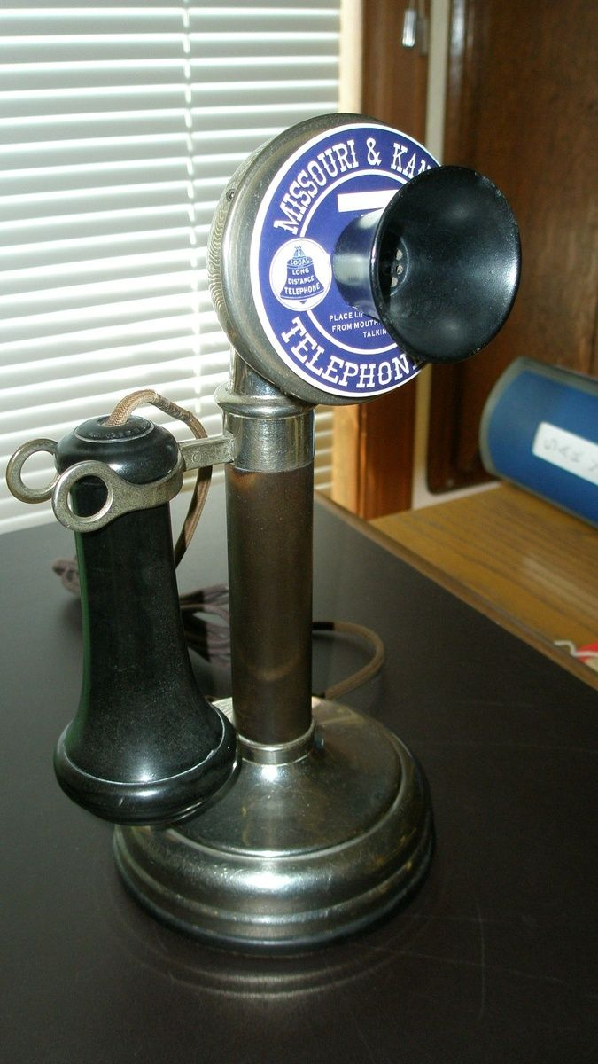 482 best Antique & Vintage Telephones images on Pinterest ...