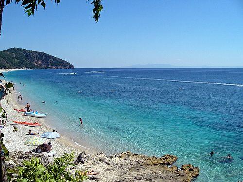 Mako Travels: Dhermi Albania