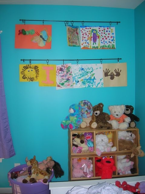 Does anyone know where I can buy these picture rails???Kids Crafts, Pictures Railings