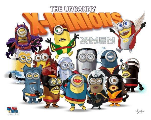The Uncanny X-Minions