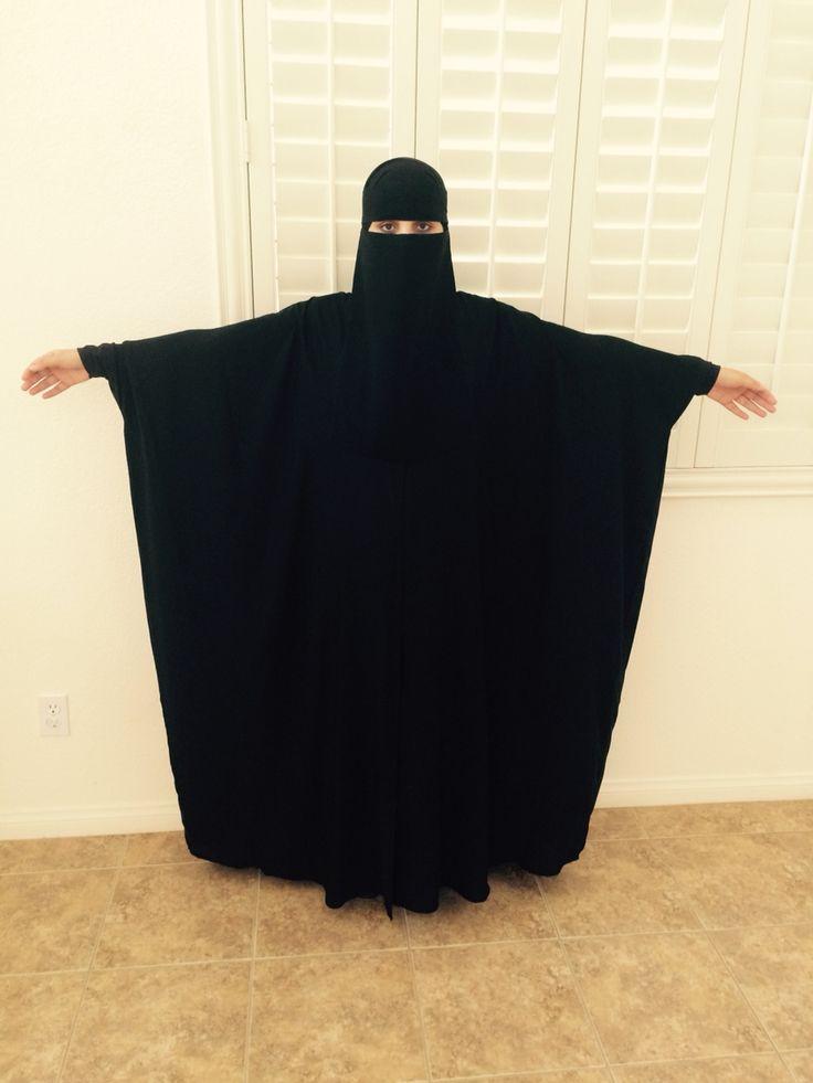 Free size abaya .  Made in Saudi Arabia. For sale