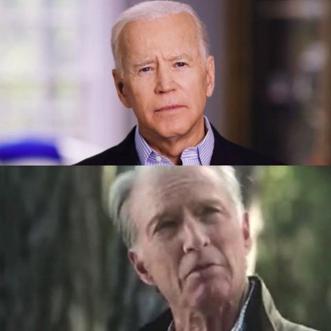Why Does The Old Captain America Look Like Joe Biden So Much In 2020 Captain America Marvel Films Funny Movies