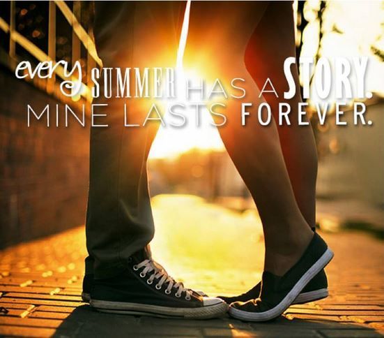 Every Summer Has a Story. Mine Lasts Forever. #forever #story
