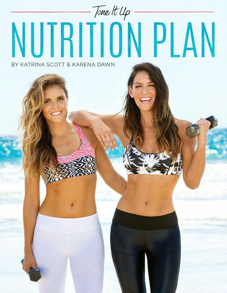 Tone It Up Nutrition Plan Regular