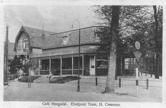 Café Hengstdal