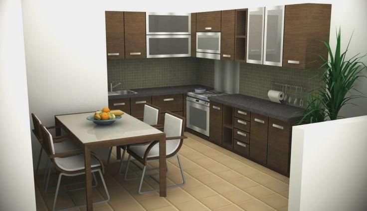 Outdoorküche Deko Dapur : 14 besten dapur minimalis bilder auf pinterest küchensets küchen