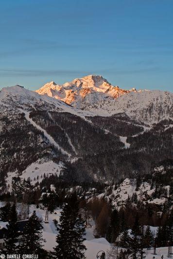 Dawn @ Monte Digrazia - www.danielecorbelli.com