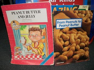 peanut butter playdough: recipe on the blog