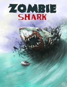 Cine Y Pochoclos: Zombie Shark (2015)