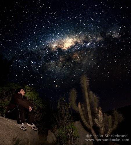 Stargazing, La Serena, Chile