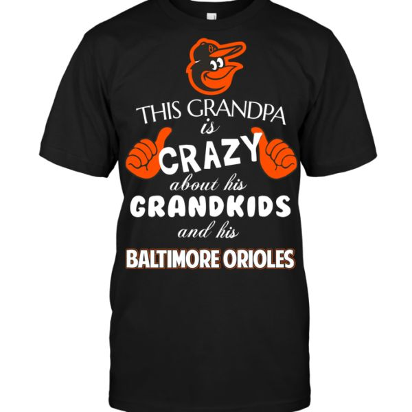 This Grandpa is Crazy About his Grandkid and his Baltimore Orioles – POISETEE