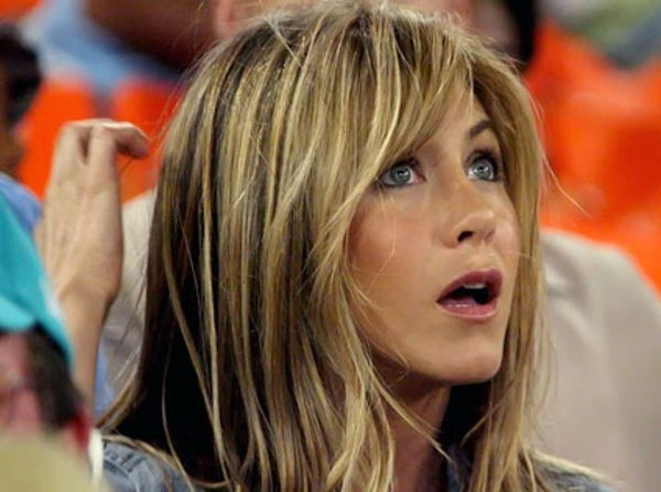 Jennifer Aniston From High Times In Hollywood Hair