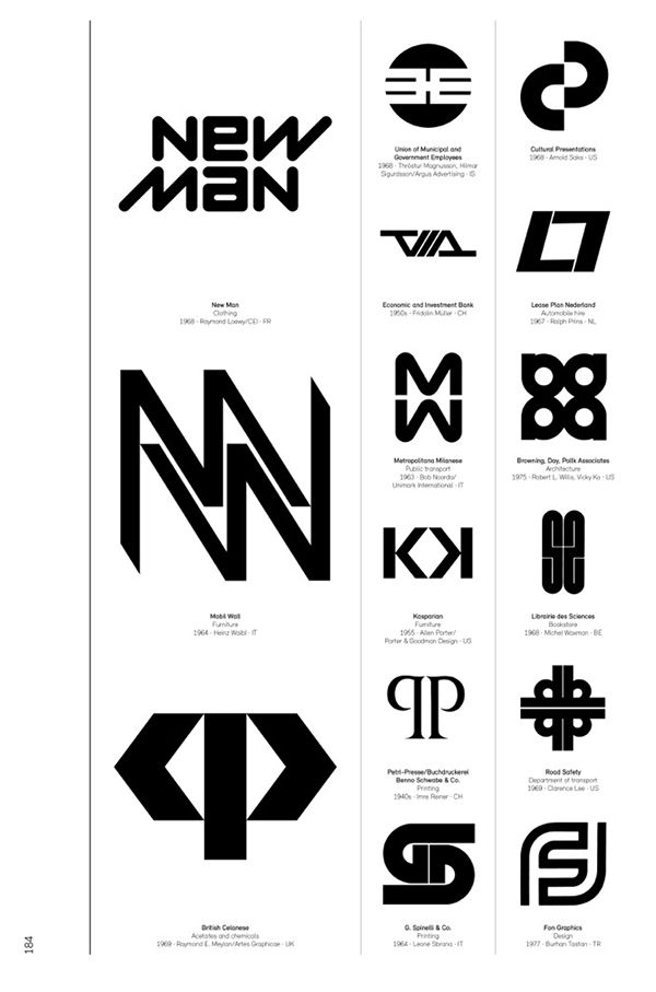 A Look at Modernism in Logo Design - CreativePro.com