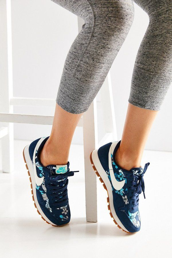 Nike Air Pegasus 83 Print Sneaker. These are really cool