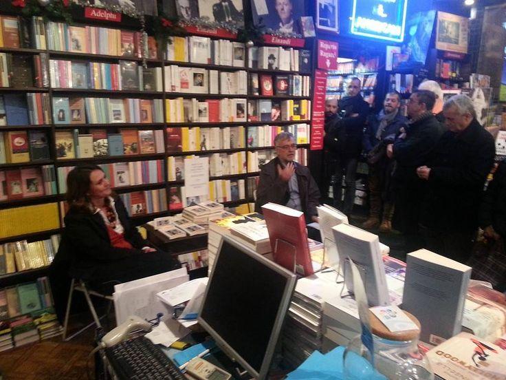 Alla Libreria Luxemburg di Torino
