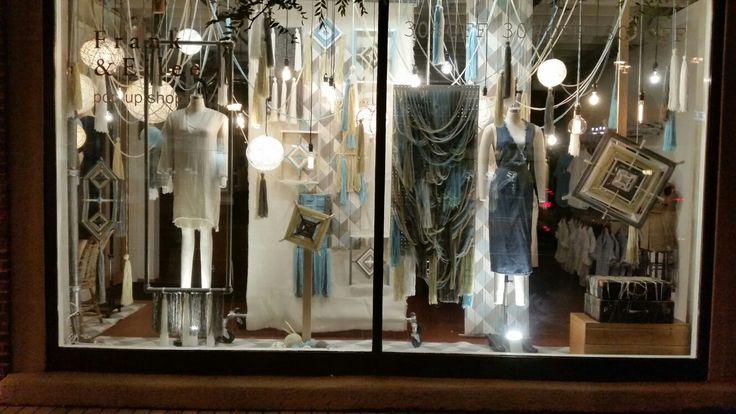 Edina Art Fair window. June 2016