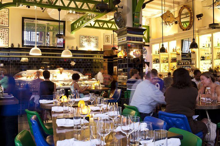 John Dory Oyster Bar, Ace Hotel, New York, NY