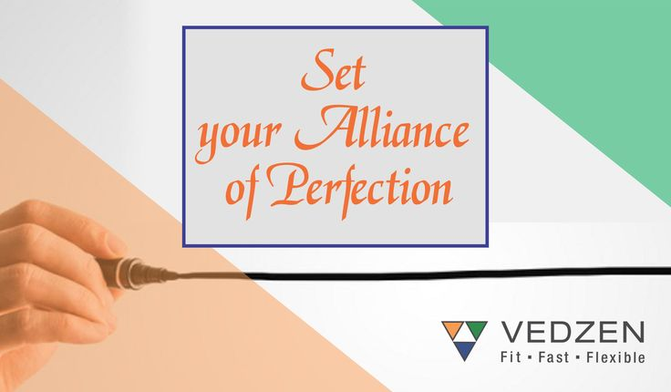 Deploy the best practices of continual #improvement with the alliance of #perfection with #Vedzen. https://www.vedzen.com/