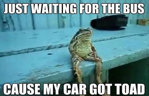 Dude where's my car?