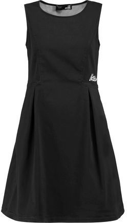 LBD Little Black Dress with Applique detailing | #Ad