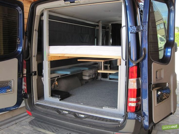 345 best images about camping on pinterest sprinter van for Sprinter wohnmobilausbau