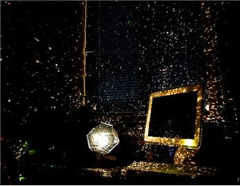 Constellation Projector Light! Oh how I would live this in my room at night!