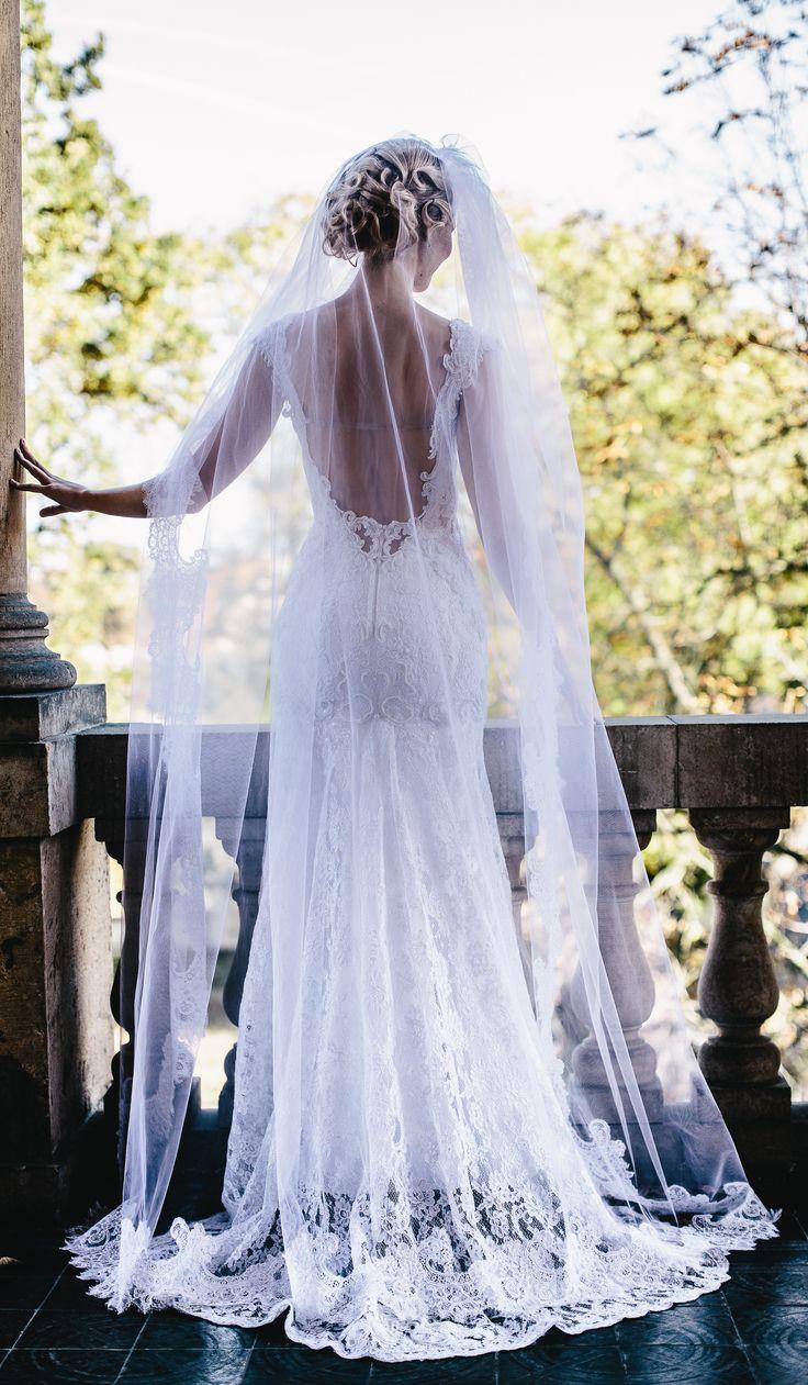 wedding dress IvaDias
