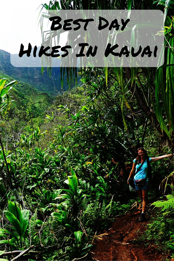 Best Day Hikes In Kauai, Hawaii