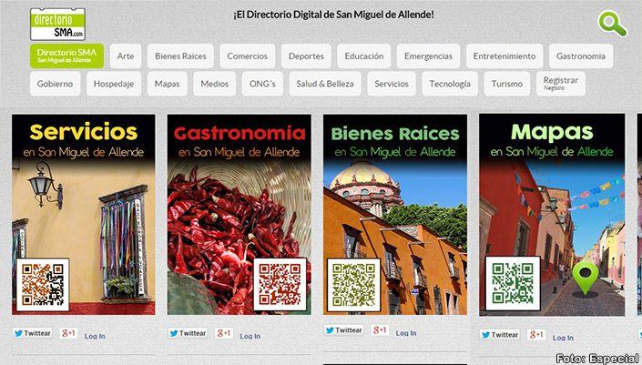 Era tecnológica: Código QR en campañas publicitarias en San Miguel de Allende http://www.portalsma.mx/sma/index.php/noticias/2293-era-tecnologica-codigo-qr #SanMigueldeAllende #SMA #Noticias