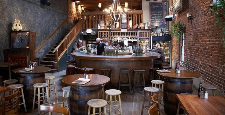 Bar Ideas: Inspiration from Brick Store Pub