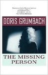 The Missing Person By Doris Grumbach