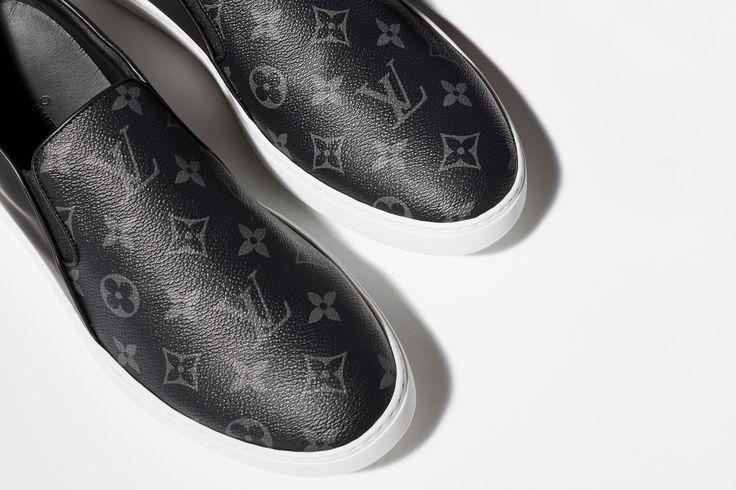 The Complete Louis Vuitton Monogram Eclipse Collection Photos | GQ