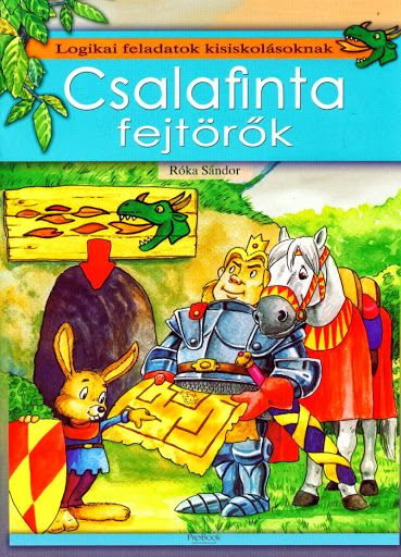 Csalafinta fejtörők - Ibolya Molnárné Tóth - Picasa Webalbumok