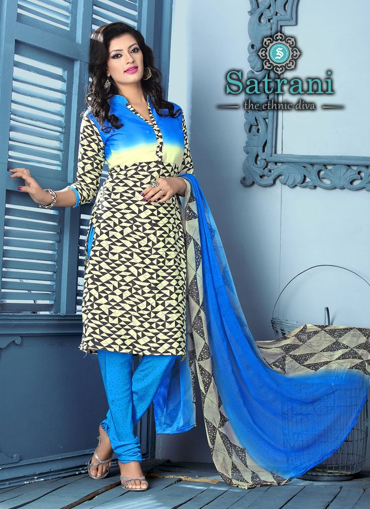 Enciting Salwar Suits For Ethnic Collection(247D)  Please visit below link http://www.satrani.com/salwar-suits&catalog=589  For more queries,  email id: inquiry@satrani.com Contact no.: 09737746888(whats app available)