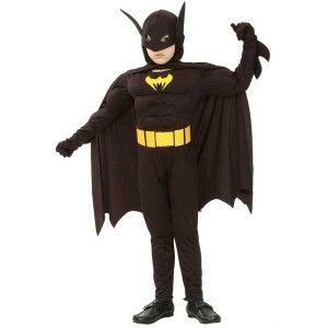 Στολή Batman ο άνθρωπος νυχτερίδα για αγόρια