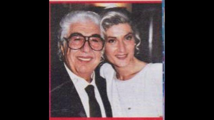 Lucia Bramieri ricorda il marito Cesare Bramieri figlio di Gino con una ...