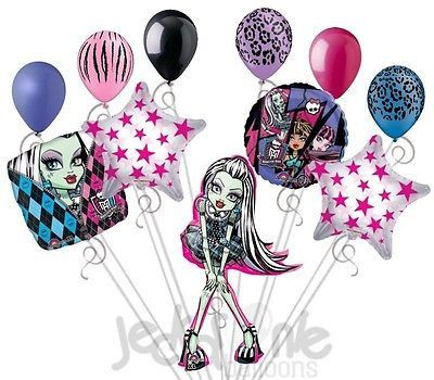 61 best Izzy\'s 7th bday party images on Pinterest | Monster high ...