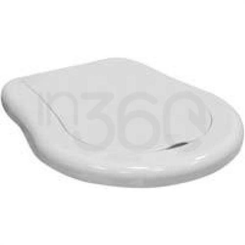 Kerasan Retro Deska WC wolnoopadająca biała 108901