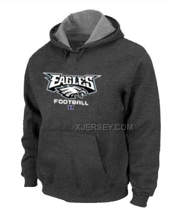 http://www.xjersey.com/philadelphia-eagles-critical-victory-pullover-hoodie-dgrey.html Only$50.00 PHILADELPHIA EAGLES CRITICAL VICTORY PULLOVER HOODIE D.GREY Free Shipping!