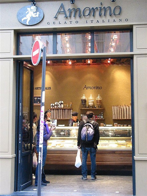 Craft Shop In Italian