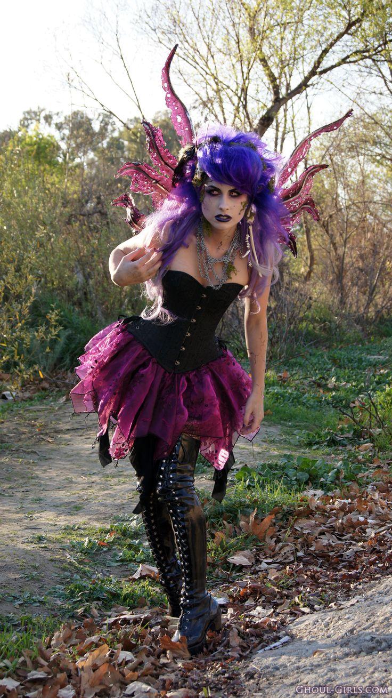 Evil Fairy by TheRealLittleMermaid.deviantart.com on @deviantART
